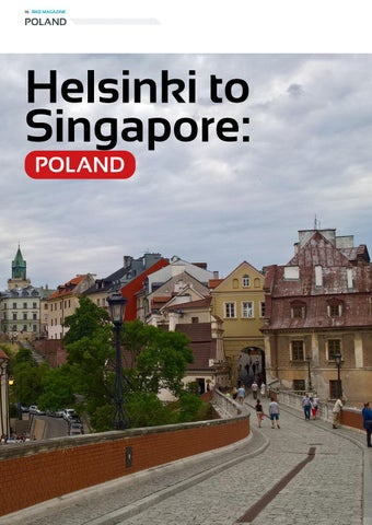 Page 16 of Helsinki to Singapore: Poland