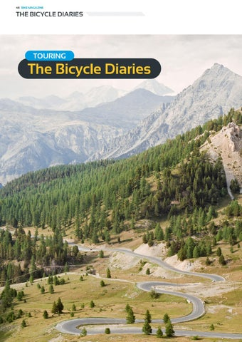 Page 48 of Touring – The Bicycle Diaries: Stage 1