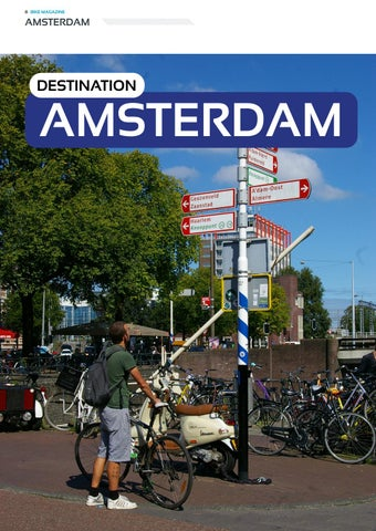 Page 8 of Destination: Amsterdam