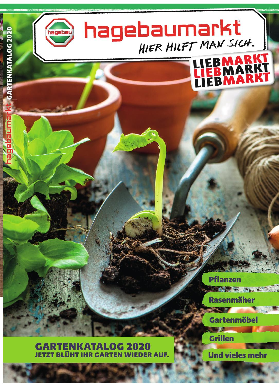 Gartenkatalog 2020 By Lieb Issuu
