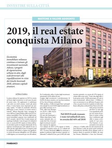 Page 14 of Il real estate conquista la città