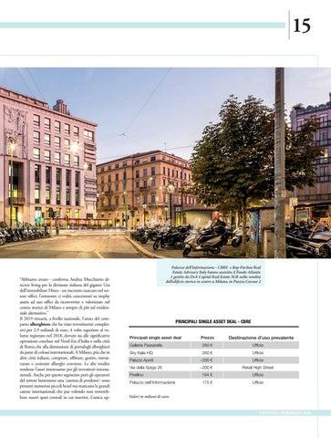 Page 15 of Il real estate conquista la città