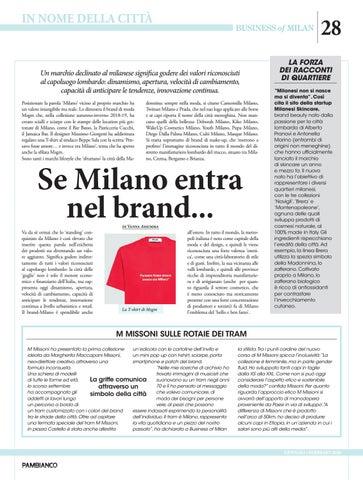Page 28 of Se Milano entra nel brand