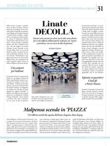 Page 31 of Decolla il nuovo layout di Linate