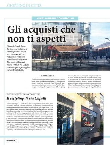 Page 32 of Nuovi distretti commerciali a Milano