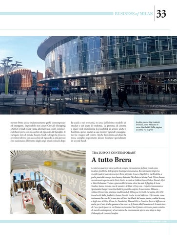 Page 33 of Nuovi distretti commerciali a Milano