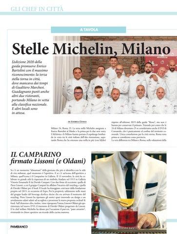 Page 50 of Stelle Michelin, Milano sorpassa Roma