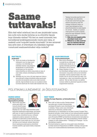 Page 14 of Saame tuttavaks
