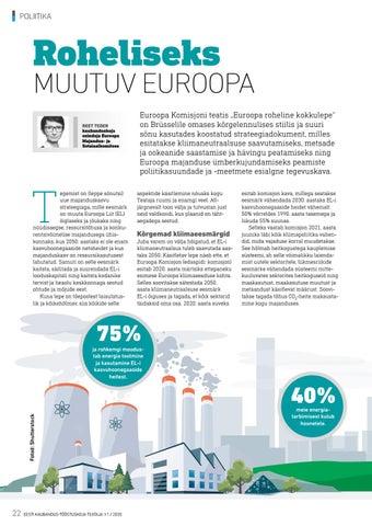 Page 22 of Roheliseks muutuv Euroopa