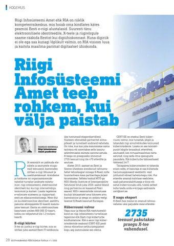 Page 28 of RIA ehitab e-riiki koos ettevõtjatega