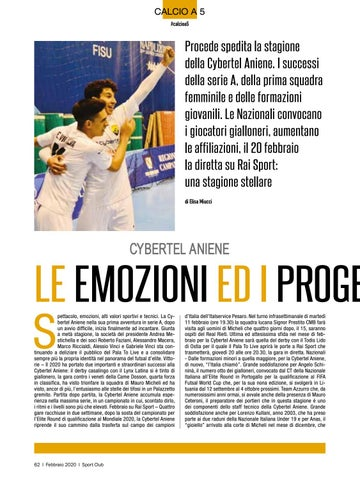 Page 62 of CALCIO A 5