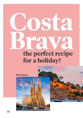 Page 34 of Costa Brava: the perfect recipe for a holiday?