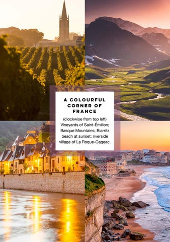 Page 6 of Aquitaine: a region of superlatives