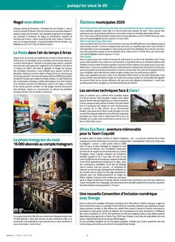 Page 2 of février - mars 2020 - arras actu