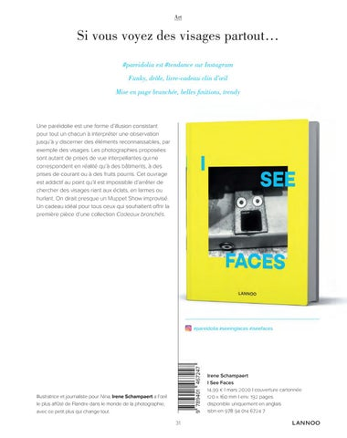 Page 33 of I See Faces