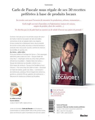 Page 9 of Locavore! Mes 50 recettes locales préférées