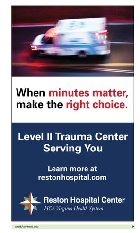 Page 15 of What's New at Reston Hospital Center