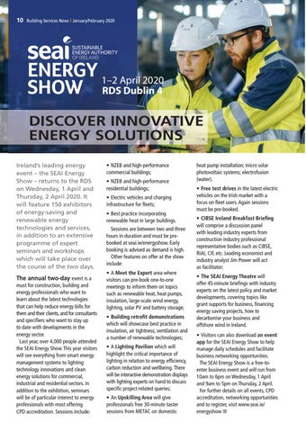 Page 12 of Innovative solutions at Energy Show