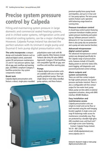 Page 44 of Calpeda pressure control