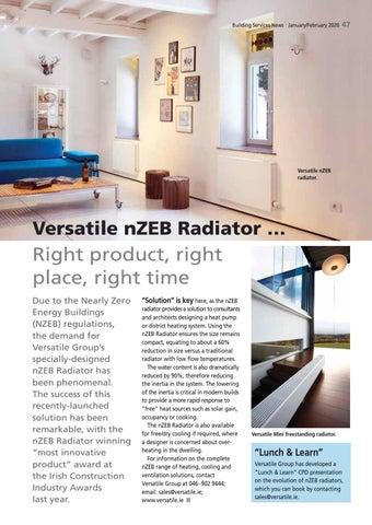 Page 49 of Versatile nZEB radiator