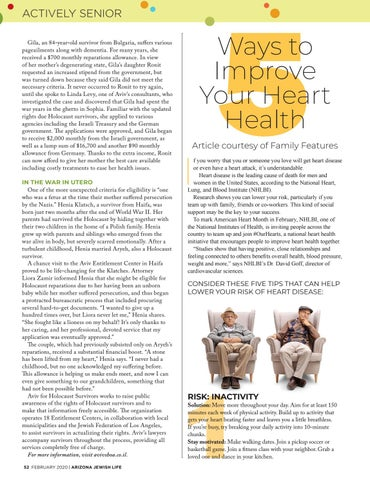 Page 52 of 5 Ways to Improve Your Heart Health