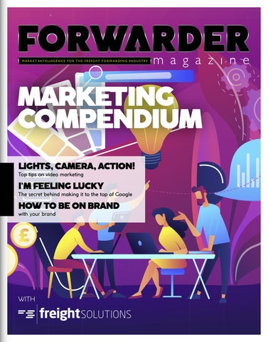 FORWARDER marketing compendium