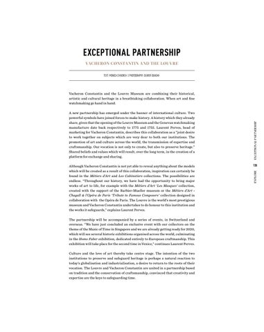 Page 135 of EXCEPTIONAL PARTNERSHIP