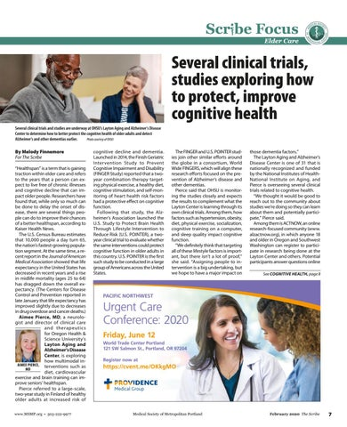 Page 7 of Physician: Strong patient-provider relationship key to deprescribing process