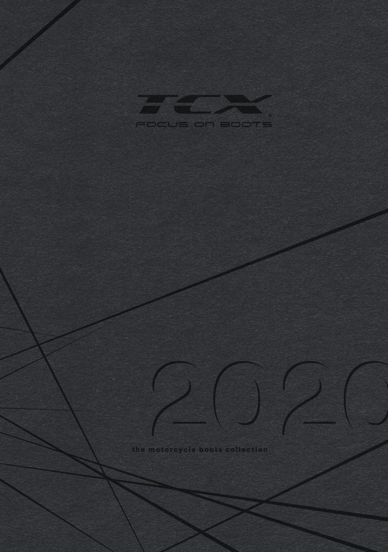 TCX 7525W STATEN WP NEGR BLACK//GREY 46