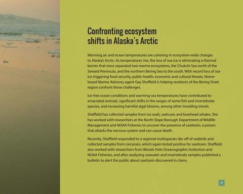 Page 5 of Healthy coastal ecosystems