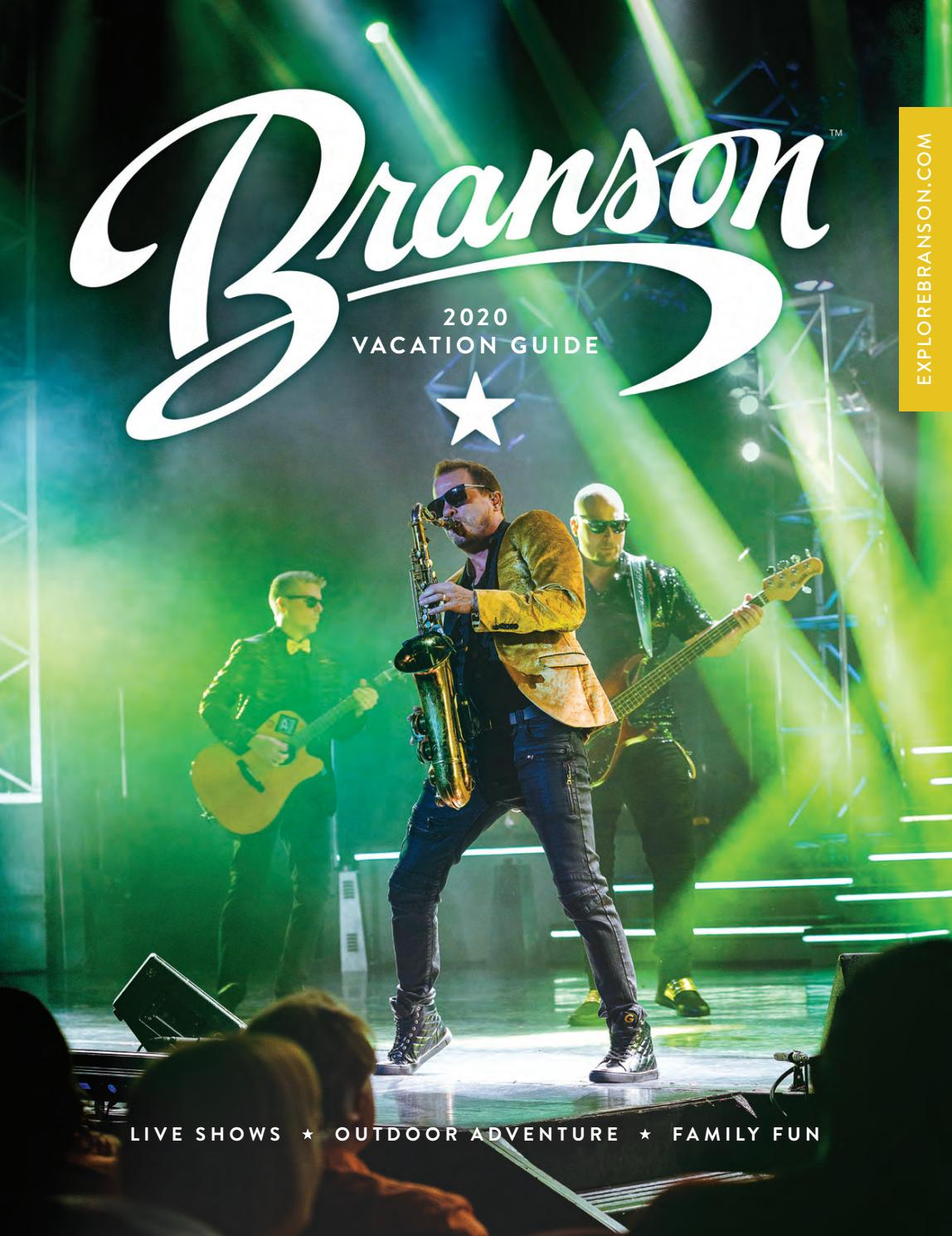 Branson Christmas Bus Tours From St Cloud Mn Leaving November 26 2020 2020 Branson Vacation Guide by Branson Convention and Visitors
