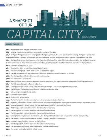 Page 12 of A Snapshot of our Capital City