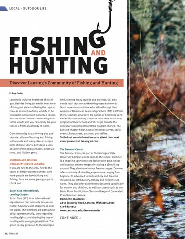 Page 24 of Fishing & Hunting