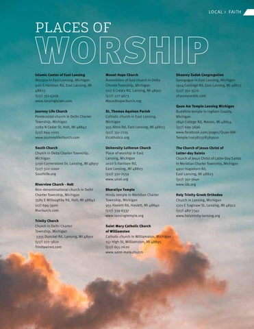 Page 29 of Places of Worship