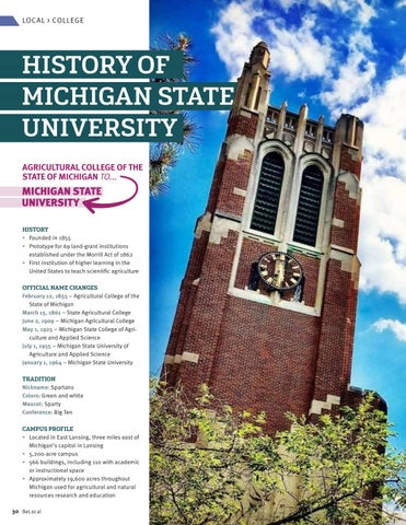 Page 30 of History of Michigan State University