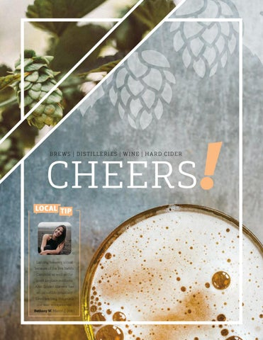 Page 34 of Cheers! Brews | Distilleries | Wine | Hard Cider