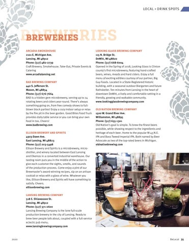 Page 35 of Cheers! Brews | Distilleries | Wine | Hard Cider