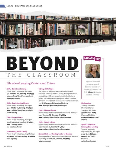 Page 52 of Beyond The Classroom