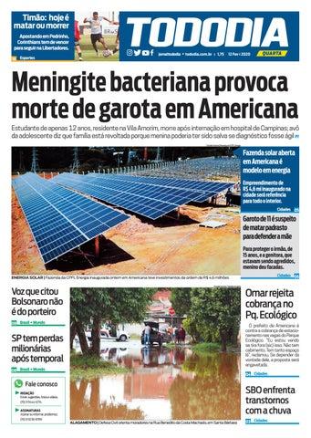 Jornal Tododia Edicao 12 02 By Jornal Tododia Issuu