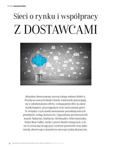 Page 14 of Sieci o rynku i współpracy z dostawcami