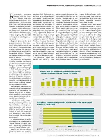 Page 41 of Rośnie rynek produktów naturalnych