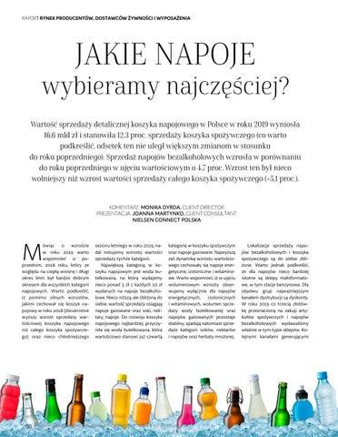 Page 50 of Jakie napoje wybieramy najczęściej?