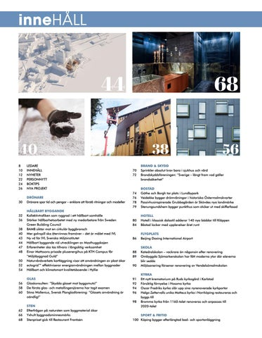 Page 10 of INNEHÅLL