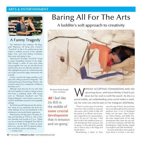 Page 10 of BARING ALL FOR THE ARTS