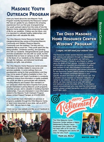 Page 9 of Foundation News