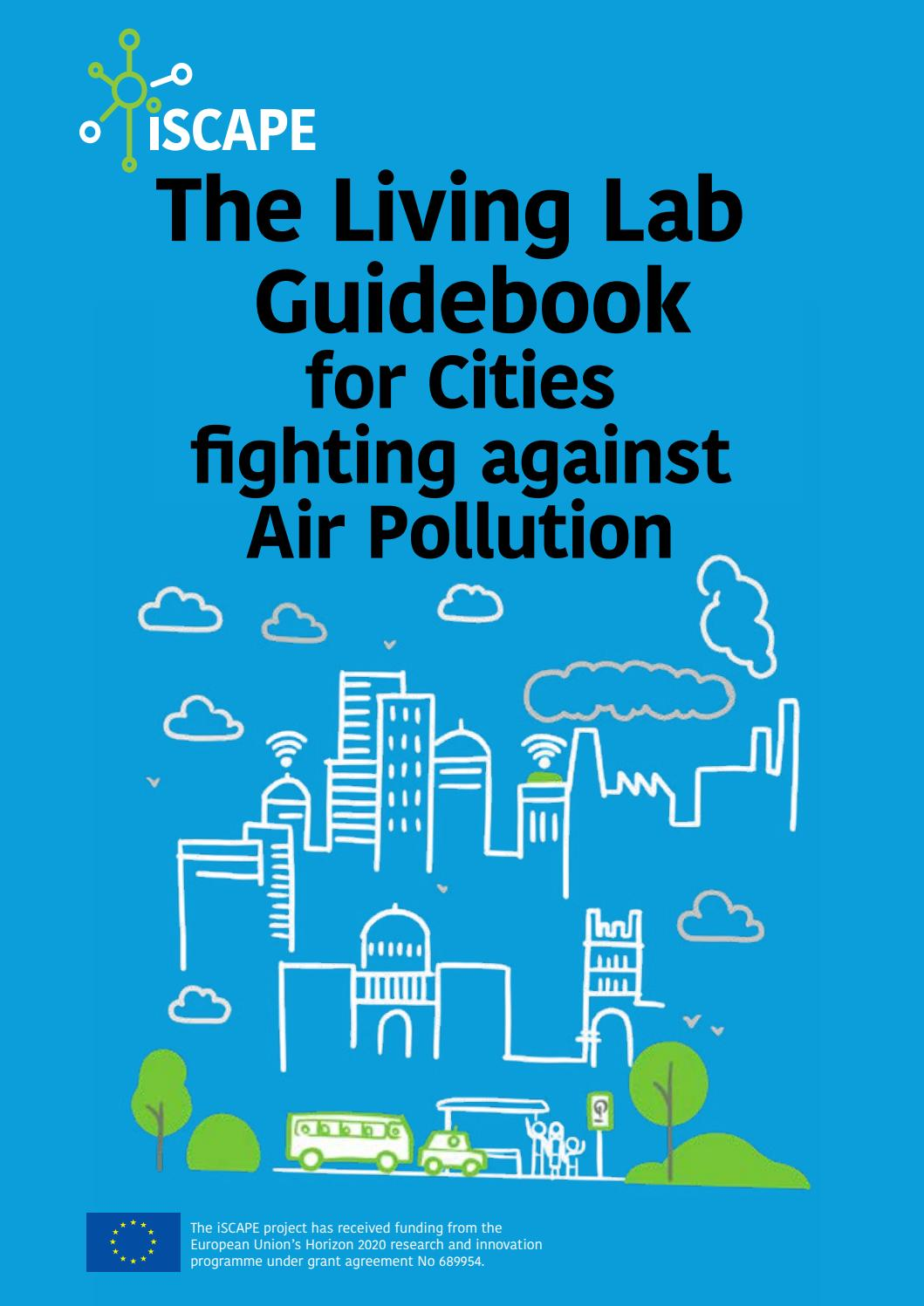 The Living Lab Guidebook For Cities Fighting Against Air