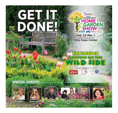 2020 Columbus Dispatch Spring Home And Garden Show Event Guide By
