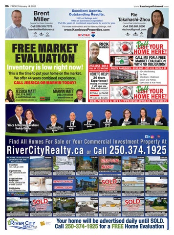 Page 6 of SOLD CALL 250.374.1925 FOR A FREE MARKET EVALUATION