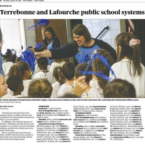 Page 17 of A glimpse into local schools