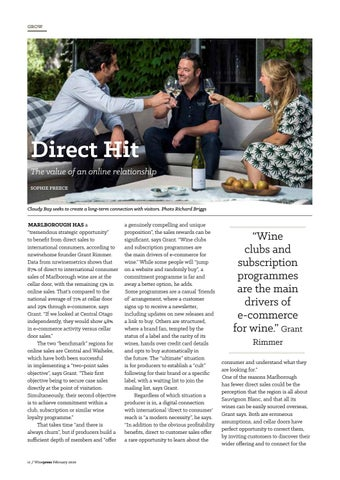 Page 14 of Direct to customer